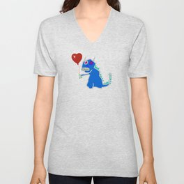 Love Monster Unisex V-Neck