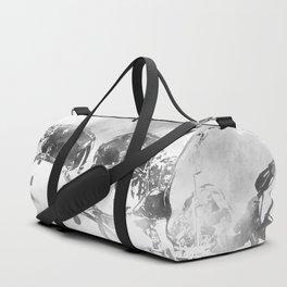 FADED BEAT Duffle Bag