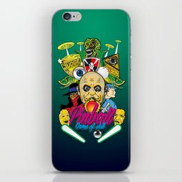 Pinball, Game of skill iPhone Skin
