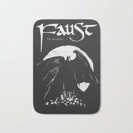Faust - F. W. Murnau Bath Mat