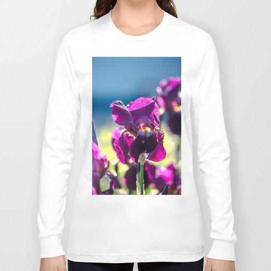 Irises Long Sleeve T-shirt