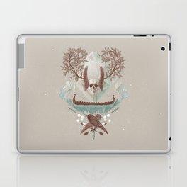 Ghosts of Scandinavia. Iceland. Laptop & iPad Skin