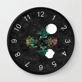 Exotix Wall Clock