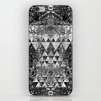 triangles iPhone & iPod Skins featuring TRIANGLES. by Council for design.