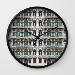 All About Italy. Venice 24 Wall Clock