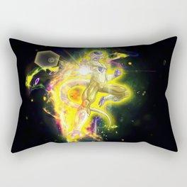 Golden Frieza Rectangular Pillow