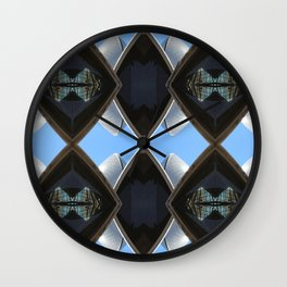 Opera House Sails Wall Clock