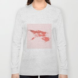 Blood / Wine Spill Long Sleeve T-shirt