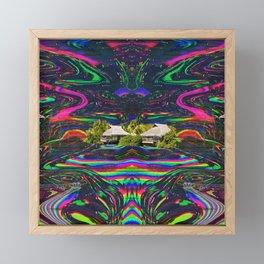 Dream Vacation Framed Mini Art Print