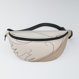 Dove of peace - Picasso Fanny Pack