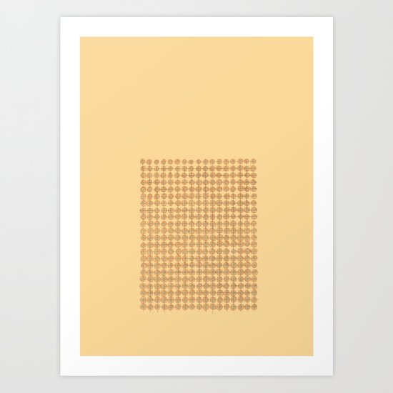 Concents Art Print
