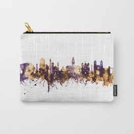 Porto Portugal Skyline Carry-All Pouch