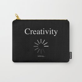 Buffering Carry-All Pouch