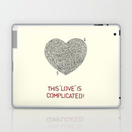 Complicated Laptop & iPad Skin