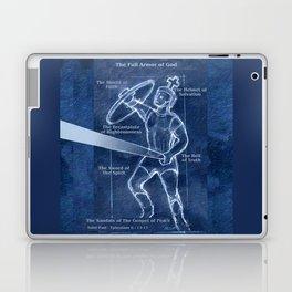 Full Armor of God - Warrior 4 Laptop & iPad Skin