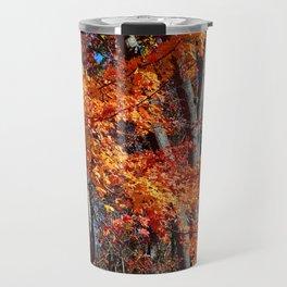 Fall's Ballad Travel Mug