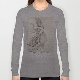 Fin and Feather Gown Long Sleeve T-shirt