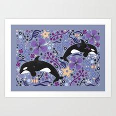 Spirit of the Ocean Art Print