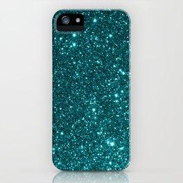 Ocean Glitter iPhone Case