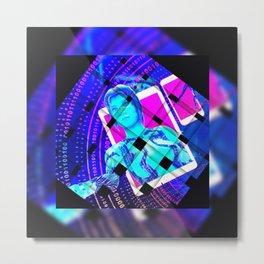 IA by GEN Z Metal Print