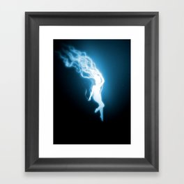Light & Magic Framed Art Print