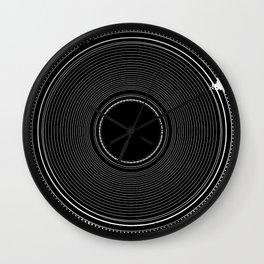 DJ TURNTABLE - Technics Wall Clock