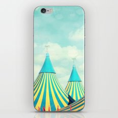 circus tent 2 iPhone & iPod Skin