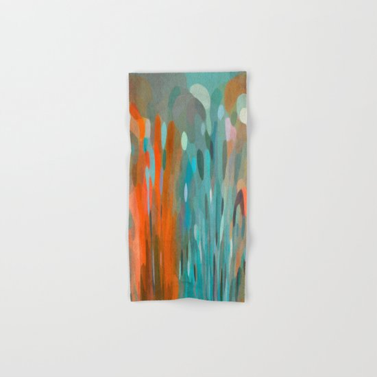 Coral Reef Hand & Bath Towel