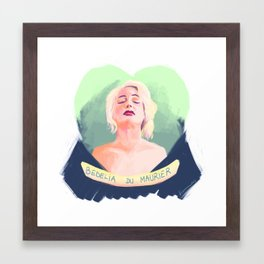 Bedelia Framed Art Print