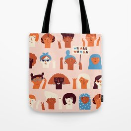 Women day Tote Bag