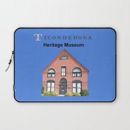 1888 Building, Ticonderoga Laptop Sleeve