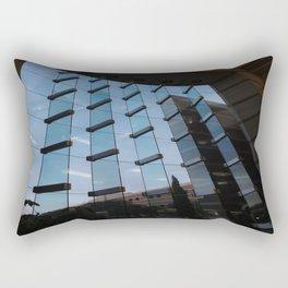 The Big Window Rectangular Pillow