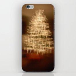 Christmas Tree - Cross iPhone Skin