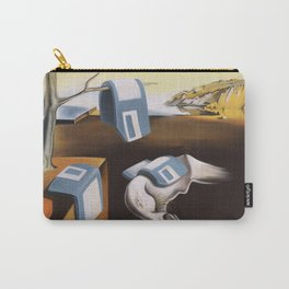 Persistence of 1.44 MB of Memory Carry-All Pouch