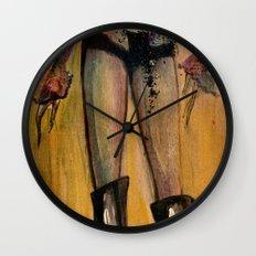 Vivian wakes Wall Clock