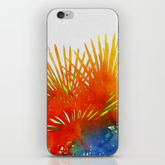 Enchanted Palm Leaves iPhone & iPod Skin