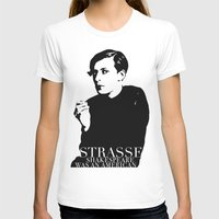 shakespeare T-shirts featuring STRASSE Shakespeare by SPARTAKUS Performances