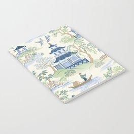 Chinoiserie Notebook