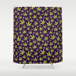 OG Kush Pattern Shower Curtain