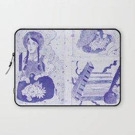 Anne of Green Gables Purple Laptop Sleeve