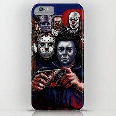 Horror Villains Selfie Slim Case iPhone 6s Plus