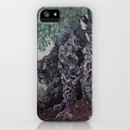 The Grandfather iPhone Case