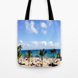 FT, Lauderdale Tote Bag
