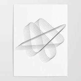 Neverending lines Poster
