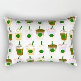 It's Frappuccino Time! Rectangular Pillow