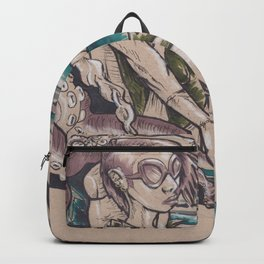 This is your Ship Backpack