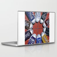 shoes Laptop & iPad Skins featuring Shoes by Giorgio Arcuri