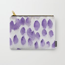 8  | 190321 Watercolour Abstract Painting Carry-All Pouch