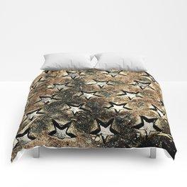 Serie Texturas - CleMpasS - Estrellas Comforters