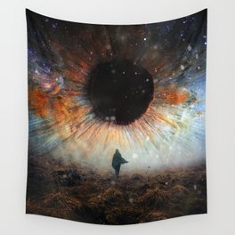 What We Drag Wall Tapestry